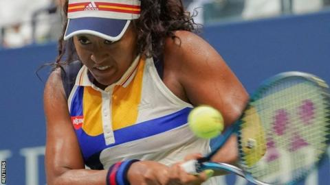 Osaka overwhelms defending champion Kerber