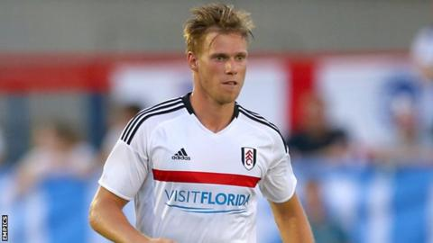 Tomas Kalas rejoins Fulham on loan after extending Chelsea contract
