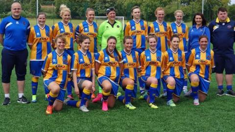Shrewsbury Town Ladies
