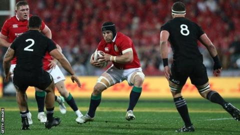 Lions' O'Brien could miss third Test after being cited for dangerous play