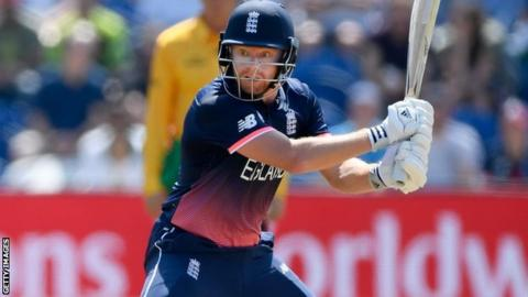 Bairstow to open for England in first ODI