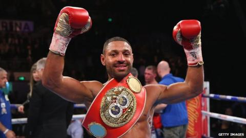 Golovkin Vs Brook Set Sept 10 in London