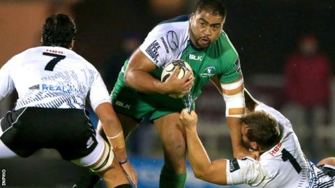 Rodney Ah You joined Connacht in 2010 after playing for Canterbury in New Zealand
