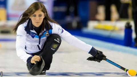European Curling Championships: Eve Muirhead's Scots lose ...