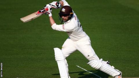 Four of Mark Stoneman's last seven County Championship hundreds have come against Warwickshire