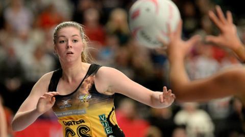 Manchester Thunder's Eleanor Cardwell