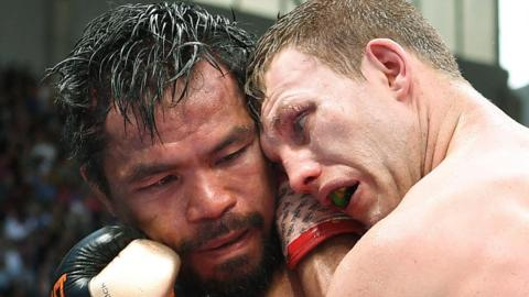 Pacquiao wants WBO to review Horn decision results