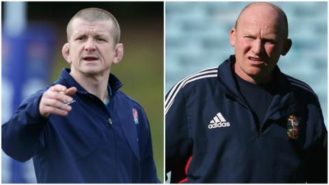 Graham Rowntree and Neil Jenkins