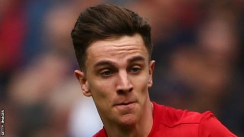 Josh Harrop joins Preston from Manchester United FC