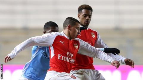 Arsenal's Ismael Bennacer