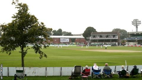 Kent's St Lawrence Ground