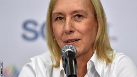 Martina Navratilova won nine Wimbledon singles titles