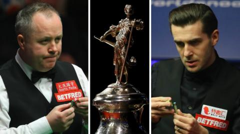 John Higgins & Mark Selby