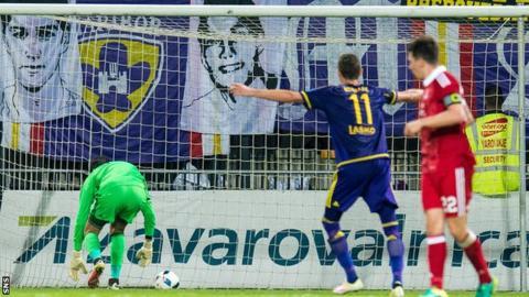 Maribor score