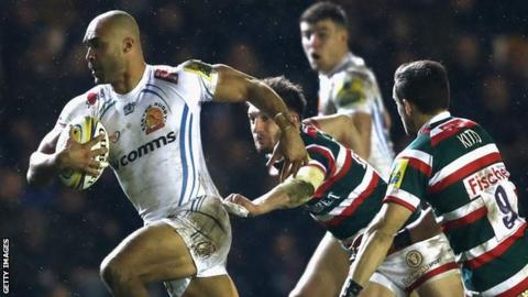 Exeter win Premiership final thriller