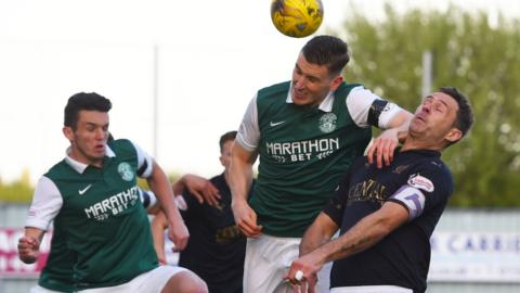 Falkirk host Hibs on 6 August