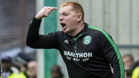 Neil Lennon disappointed in the manner of Celtic's goals