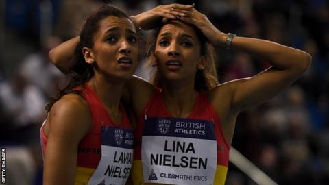 Laviai and Lina Nielsen