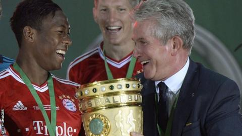 Heynckes returns as Bayern coach until end of season