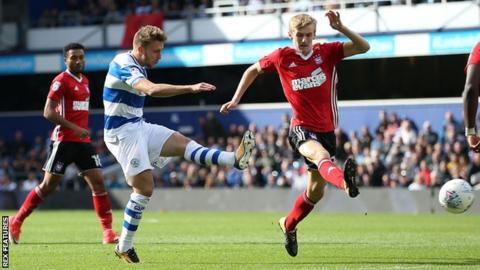 Luke Freeman Scored His First Goal Of The Season For QPR Queens Park
