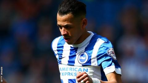 Brighton defender Liam Rosenior