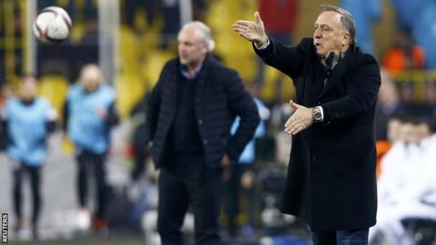 Dick Advocaat Veteran returns as Dutch coach to save World Cup hopes