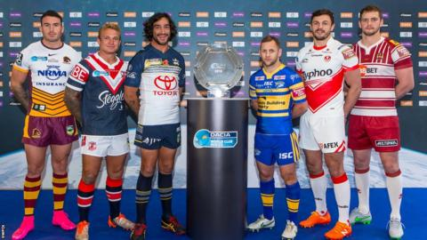 World Club Series teams