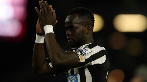 Ex-Newcastle player Tiote dies after collapsing in training
