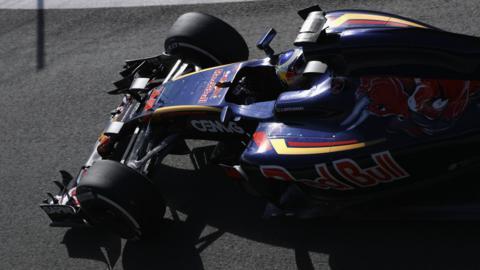 F1 2017 season