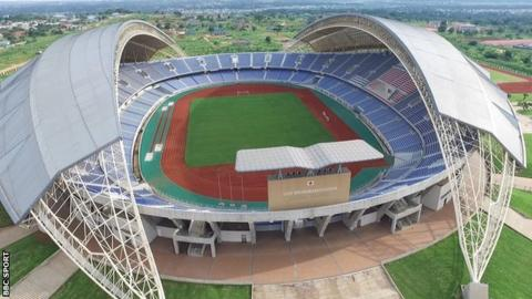 Stadium Ndola