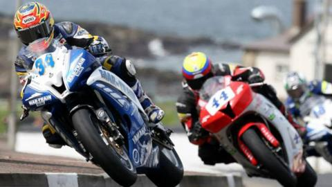 North West 200 road race