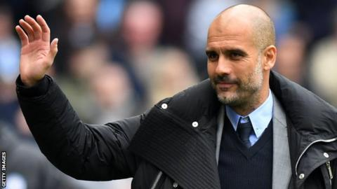 Barcelona or Bayern Munich would have sacked me by now - Guardiola