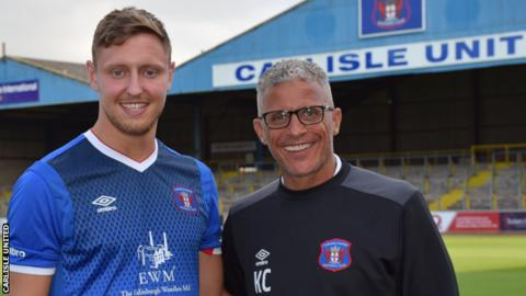 Richie Bennett and Keith Curle