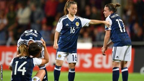 Scotland knocked out despite stunning Spain