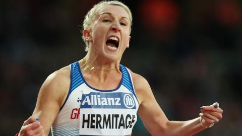 Georgina Hermitage