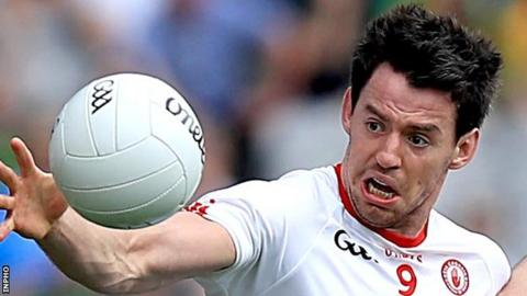 Mattie Donnelly of Tyrone