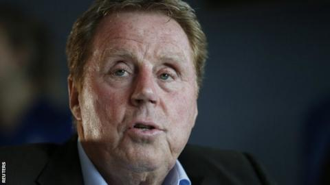 Birmingham manager Harry Redknapp in cancer scare