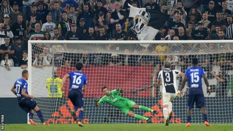 Juve's two-year unbeaten home record ends in defeat