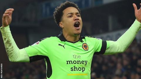 Wolves winger Helder Costa