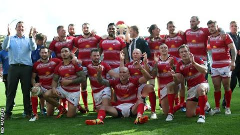 Leigh Centurions players
