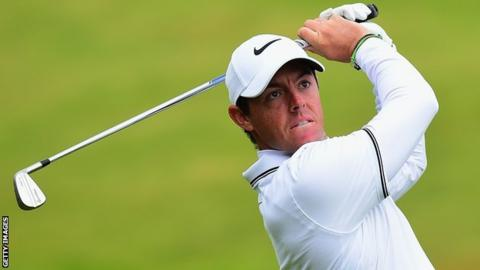 Rory McIlroy seeks glory at The Open