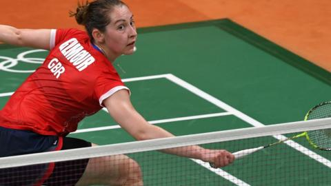 Kirsty Gilmour of Great Britain