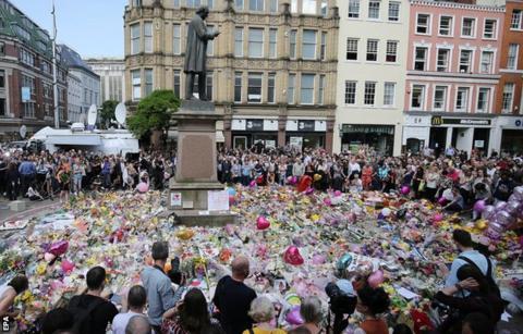 Manchester St Ann's Square