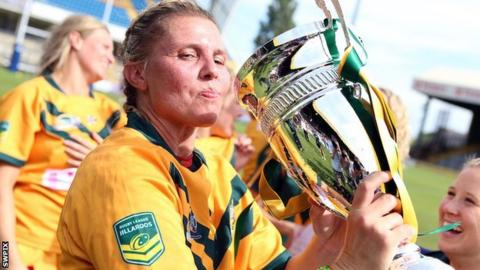 Australia Women's Rugby League