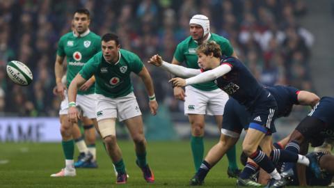 Ireland v France
