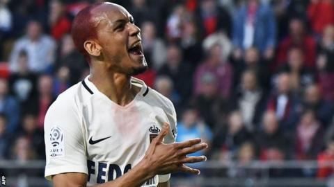 Fabinho scored 11 goals in 50 matches in all competitions last season
