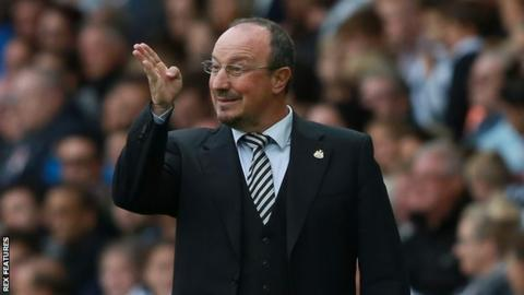 Benitez discusses striker decision - and says Newcastle can get even better