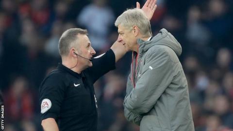 Arsene Wenger's regret: