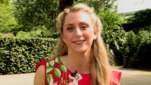 Laura Trott urges you to nominate your BBCGet Inspired Unsung Hero