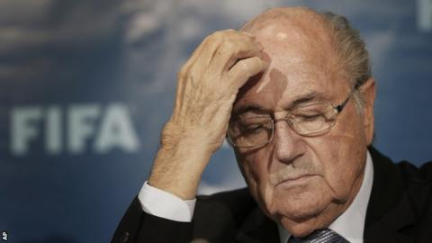 Blatter appeal verdict to be announced Monday by CAS